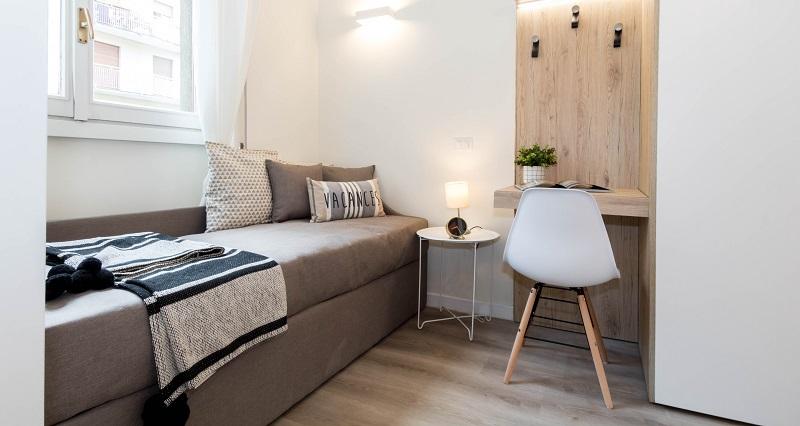 arredare casa per affitti brevi